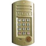 СНЯТ С ПРОИЗВОДСТВА Блок вызова домофона VIZIT БВД-312R