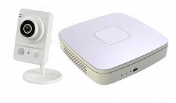 Система IP-видеонаблюдения для мониторинга серверного оборудования