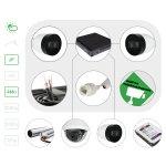 Комплект видеонаблюдения IP 4 Мп для улицы